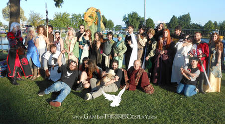 Group at Agliana 2014 by CalamityJade