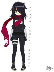 Ninja Tomoko Kuroki by Tailgate04