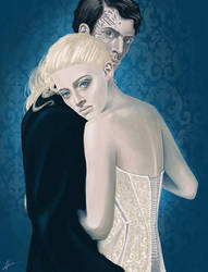 Death and the Maiden by lornah