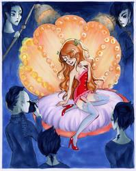 Aphrodite by Paingu
