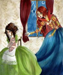 Rapunzel 1 by Paingu