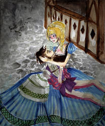 Rapunzel 3 by Paingu