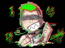 Antisepticeye In Control by HiImThatGuy