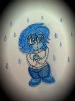 ~Sadness~ by SonicFazbear15