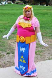 Zelda Wind Waker complete cosplay by candybkins