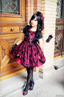 Princess of Rose by RiiNa-Chou