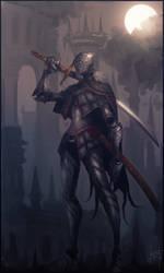 Cainhurst Armor by xluxifer