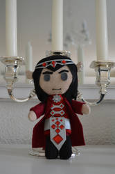 Feanor plushie by Alizana