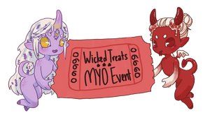 Wicked Treats - 72 Hour MYO Event! [CLOSED] by under-dark