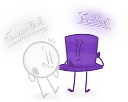 SugarBall And Top Hat |Gift!| by Cydropweirdo