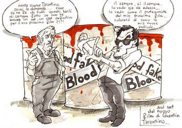 True Blood Tarantino! by BobanPesov
