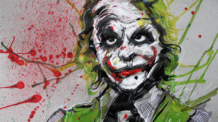 Setch Joker [20 Minutes in 2 Mnutes] by BobanPesov