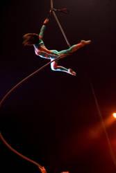 Vertical rope by Choiseul
