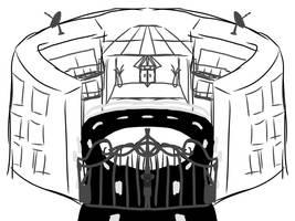 SKETCH A BUILDING by nnaunn