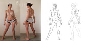 Character Design: Gesture Drawing by nnaunn