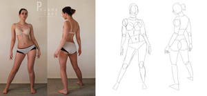 Character Design: BUILDING THE FIGURE by nnaunn