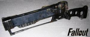 Laser Rifle Fallout by FraGatsu