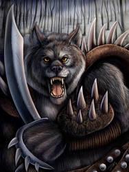 Warwolf by DragonosX