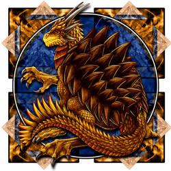 Terrapin Draco by DragonosX