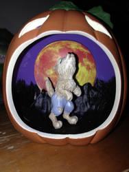 Happy Howl-oween! by lionandwolfe