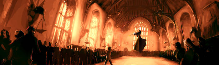 Harry Potter- Final Scene-Tom by tbtb