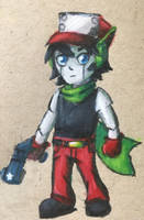 Quote Cave Story  by Sugardragon15