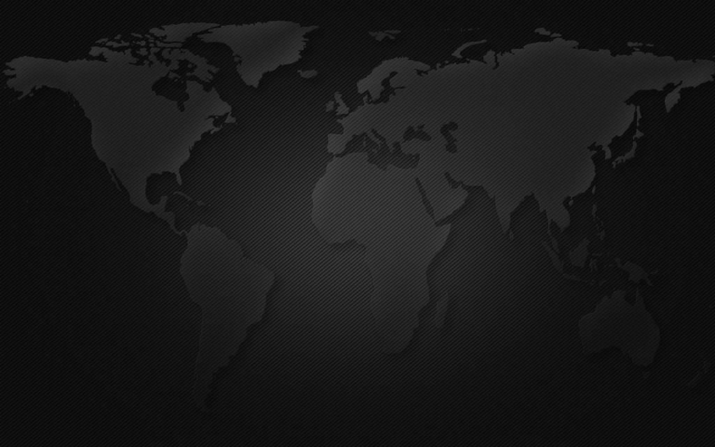 World Map BLACK-1920x1200 by DarkEagle2011