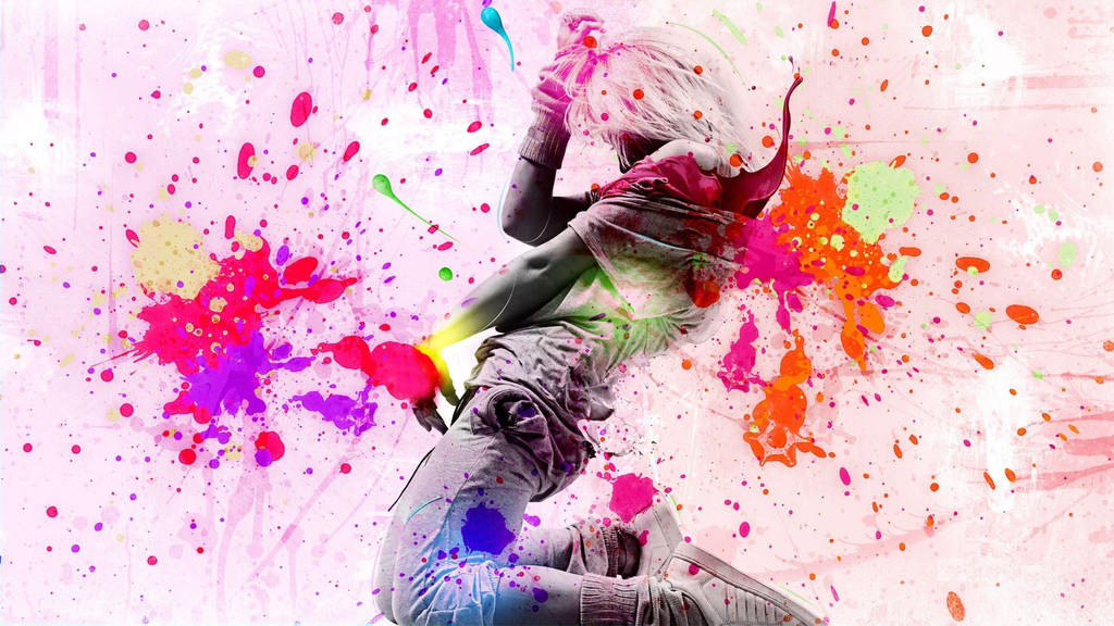 Dancing-with-colors-1920x1080 by DarkEagle2011