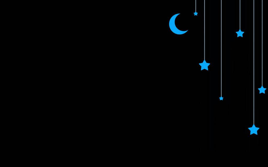 Blue-moon-stars-creative-wallpaper-1920x1200 by DarkEagle2011