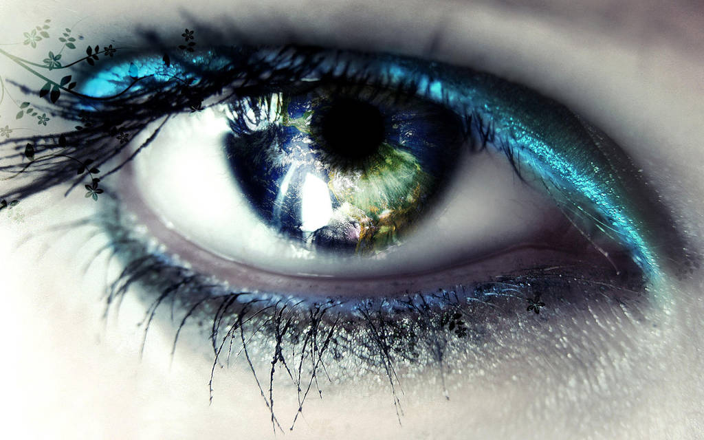 Abstract Eye-1920x1200 by DarkEagle2011
