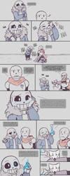 .Undertale Fancomic: Annoying Dog - Page 6.+ by Kintanga