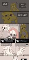 .Undertale Fancomic: Annoying Dog - Page 20.+ by Kintanga