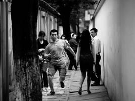 Running man by lwc71