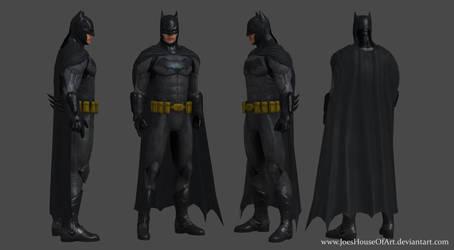 Batman: Karl Urban - Dark Knight by ShaunsArtHouse