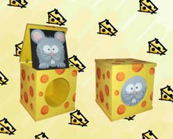 Jackbox 'Cheese' by Raxfox