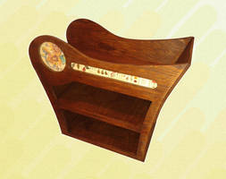 Spice Shelf - Plants- double by Raxfox