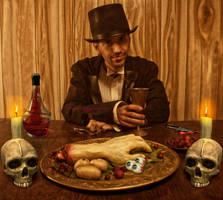 Bon Appetit by BrankaArts