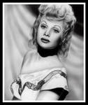 .: Lucille Ball :. by tainted-orchid