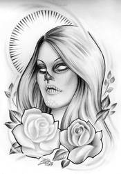 Dead Doll by tainted-orchid