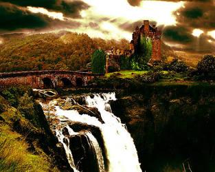 The Castle by BlackyKitten