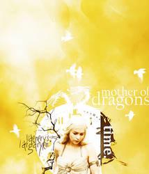 Daenerys Targaryen by BlackyKitten