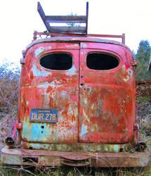 Rusty Rear by tundra-timmy