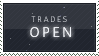 STAMP: OPEN for Trades by saberstock