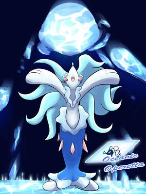 Oceanic Operetta (Pokemon SuMo spoilers) by Cammadolph