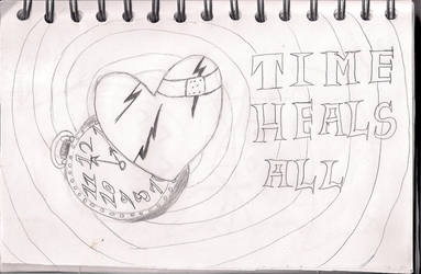 time heals all... by lupalover101