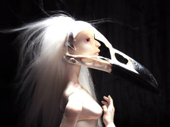 Crow Ro by MarleneCloudDolls