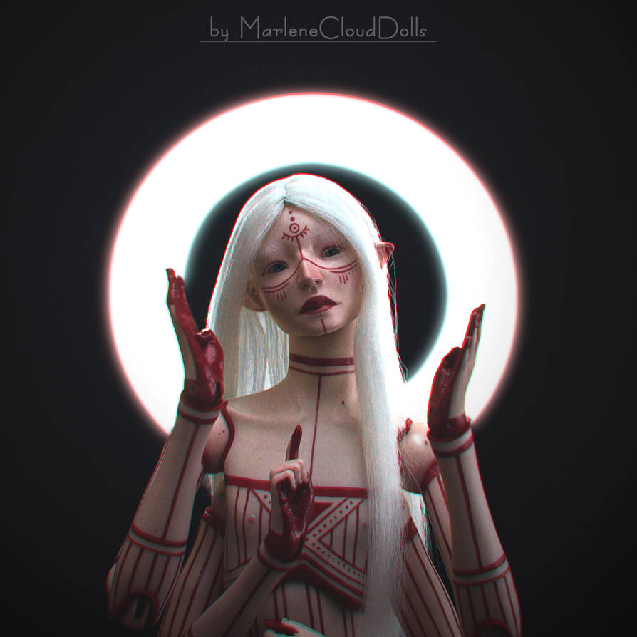Etu by MarleneCloudDolls