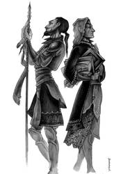 Martell brothers by ProKriK