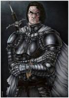 Sandor Clegane the Hound by ProKriK