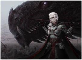 Visenya Targaryen by ProKriK